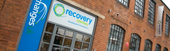£1m Recovery Central opens its doors in Birmingham